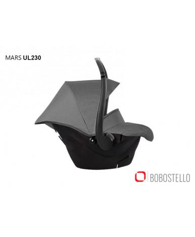 Автокресло Bebetto Bobostello Mars UL230 (0-13кг)