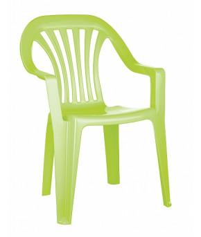 Стул Пластишка зеленый