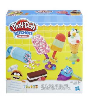 Набор для творчества Play Doh Создай свое мороженое