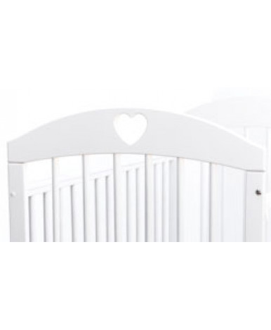 Кровать детская Bambini Euro Comfort 18, венге/слоновая кость
