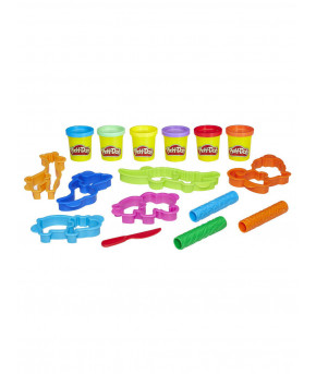 Набор для лепки Play-Doh Весёлое сафари