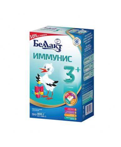 """Смесь """"Беллакт"""" Иммунис 3 + молочная, 800гр"""
