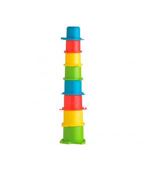Развивающая пирамидка Playgro формочки Моя первая игрушка