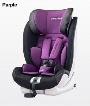 Автокресло Caretero Volante Fix Purple (9-36 кг)