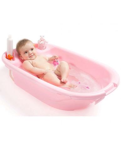 Ванна Пластишка универсальная светло-розовая 925х530х255мм