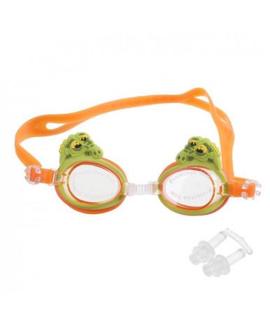 Очки для плавания Крокодильчик 1560802