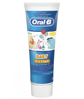 """Зубная паста """"Oral-B"""" Baby Мягкий вкус, 75мл"""