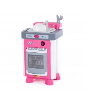 Посудомоечная машина Полесье Carmen №3 с мойкой