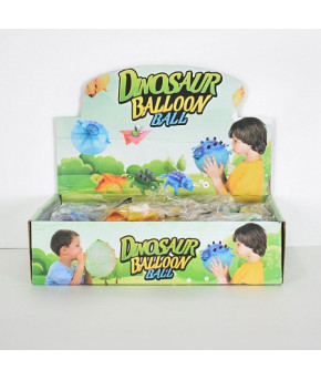 Игрушка-лизун Dinosaur Allon Ball 12х24шт