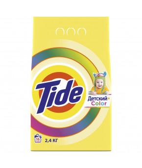 Стиральный порошок Tide Color детский, автомат, 2.4кг