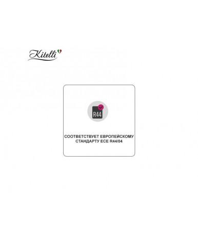 Автокресло Kitelli Profi (экокожа+ткань)/бежевый (9-25кг)