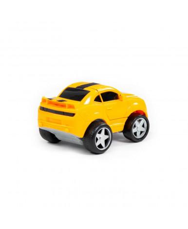 Автомобиль инерционный Полесье Робот Деформ со светом и звуком