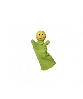Фигурка Бибабо Колобок из ПВХ пластизоля