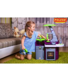 """Кухня """"Polesie"""" Laura с варочной панелью"""