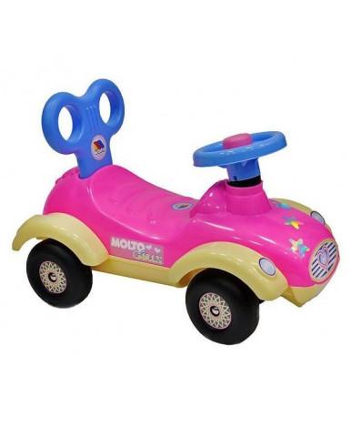 Автомобиль-каталка Полесье Сабрина для девочек