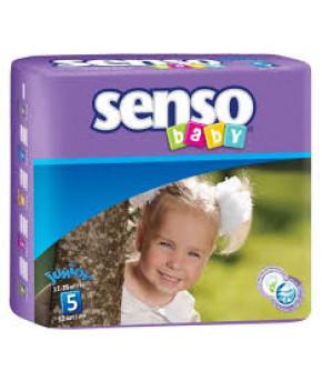 Подгузники Senso Baby 5 (11-25кг) 32шт