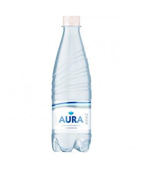 Вода АУРА питьевая негазированная колпачок спорт кэп 0,5л