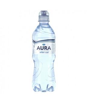 Вода Аура питьевая негазированная Sport-cap колпачок 0,5л