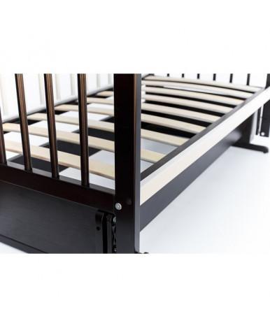 Кровать детская Bambini Classic 11, спелая вишня