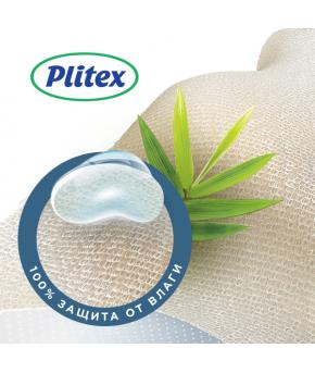 Наматрасник Plitex Bamboo Waterproof Lux овальный