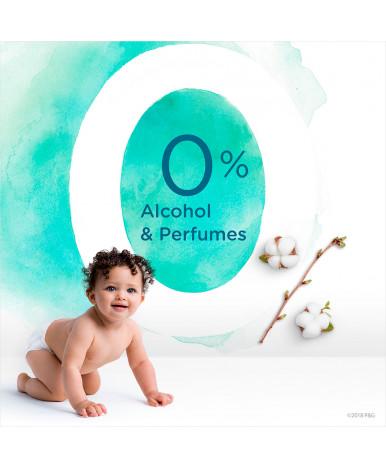 Салфетки влажные Pampers Aqua Pure 48шт