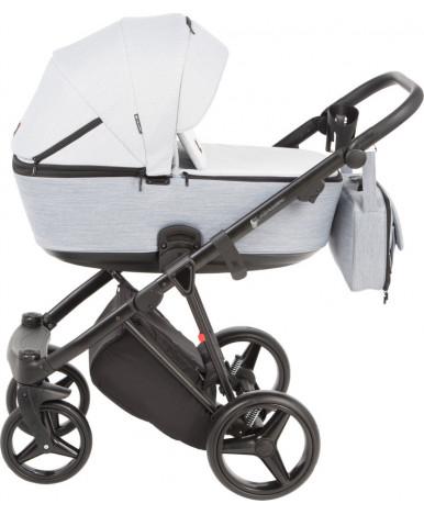 Детская коляска 2 в 1 Adamex Cristiano CR101