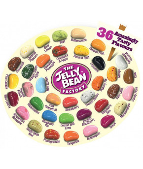 Драже The Jelly Bean factory 75г