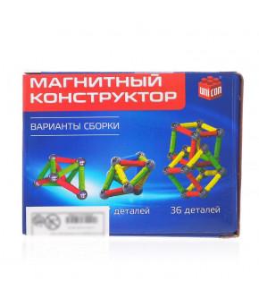 Конструктор магнитный Magical Magnet 18 деталей