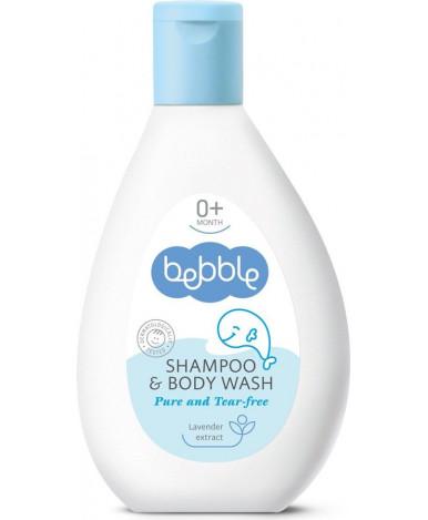 Bebble Шампунь для волос и тела, 200 мл