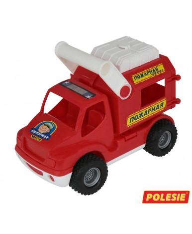 """Автомобиль """"КонсТрак - пожарная команда"""""""