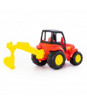 """""""Polesie"""" Чемпион, трактор с лопатой"""