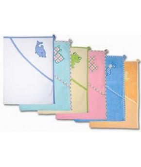 Пеленка Багира для купания махровая цвета в асортименте 90х120 см