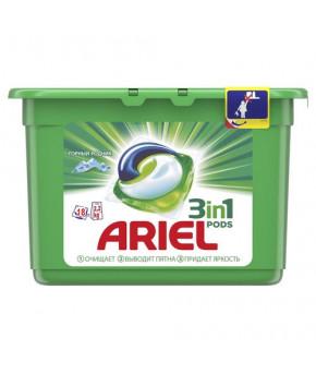 Био-капсулы Ariel автомат 18х27г Горный родник