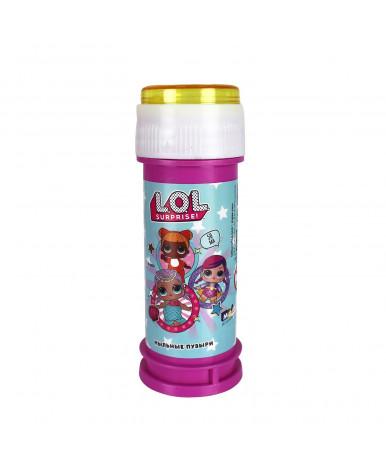Игрушка для пускания мыльных пузырей L. O. L.