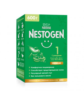 Смесь Nestle Nestogen 1 Premium молочная 600г