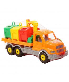 """""""Сталкер"""", автомобиль-контейнеровоз"""