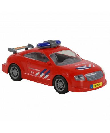 """Автомобиль """"Polesie"""" пожарный инерционный (NL) (в пакете)"""