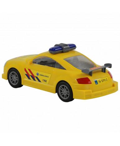 """Автомобиль """"Polesie"""" скорая помощь инерционный (NL)"""
