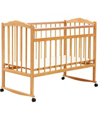 Кровать детская Bambini Classic 09, натуральный