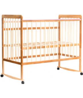 Кровать детская Bambini Euro Style 03, натуральный