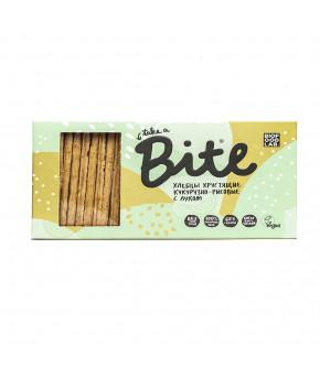 "Хлебцы ""Bite"" кукурузно-рисовые с луком, 150гр"
