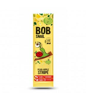 """Страйпсы """"Bob Snail"""" яблочно-грушевые натуральные, 14гр"""