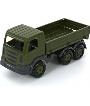 Автомобиль бортовой Полесье Престиж военный (РБ)