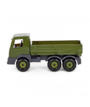 Автомобиль бортовой Полесье Престиж военный