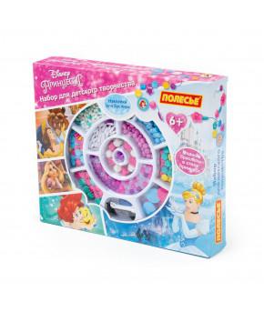 Набор для детского творчества Полесье Disney Принцесса 307 элементов (в коробке)