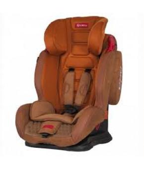 Автокресло Coletto Corto оранжево-коричневый (9-36кг)
