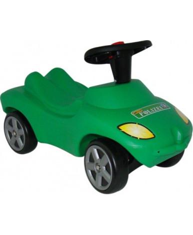 Автомобиль-каталка Полесье Полиция со звуковым сигналом многофункциональный