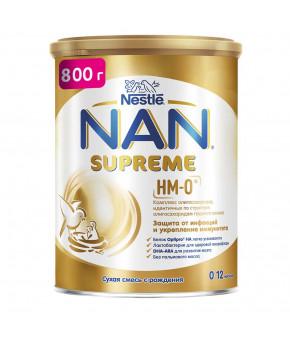 Смесь Nestle NAN Supreme 800г
