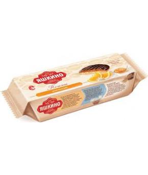 Печенье Яшкино сдобное Апельсин 137г