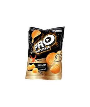 Чипсы PRO-Чипсы со вкусом сыра 60г